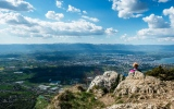 الصورة: جبل ساليف.. إطلالة ساحرة على جنيف