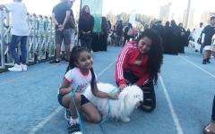 الصورة: الصورة: «ملتقى محبي الكلاب» مبادرة أمنية توعوية وعروض شيقة
