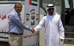 الصورة: جهود الإمارات.. استقرار وتنمية في المحافظات اليمنية المحررة