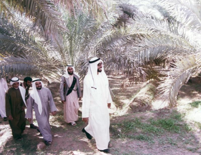 بصمات عالمية للقائد المؤسس في شتى الميادين عبر الإمارات أخبار