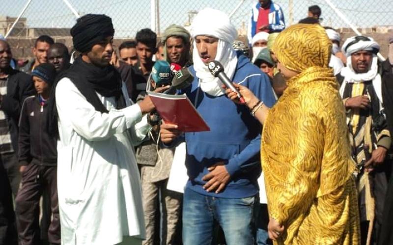 الصورة: مشروع دستور ليبيا..   آمال تتقاذفها الفوضى والأقلَمة