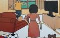 الصورة: «دقدوق لا تزعج أبوك».. قصة تربوية للأطفال