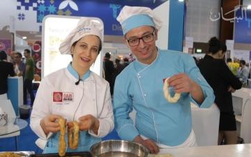 """الصورة: """"أكل وسوالف"""" أطباق العالم على مائدة دبي في رمضان"""