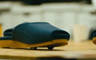 الصورة: بالفيديو.. أحذية ذكية تركن نفسها ذاتيا