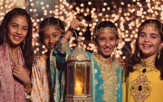 """الصورة: """"البيان"""" تهنئكم بحلول شهر رمضان الكريم"""