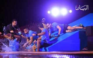 الصورة: الألعاب الحكومية.. منافسات حادة بروح الفريق الواحد