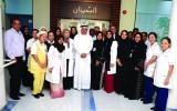 الصورة: «صحة دبي» تدشّن أجنحة طبية فندقية في مستشفى لطيفة
