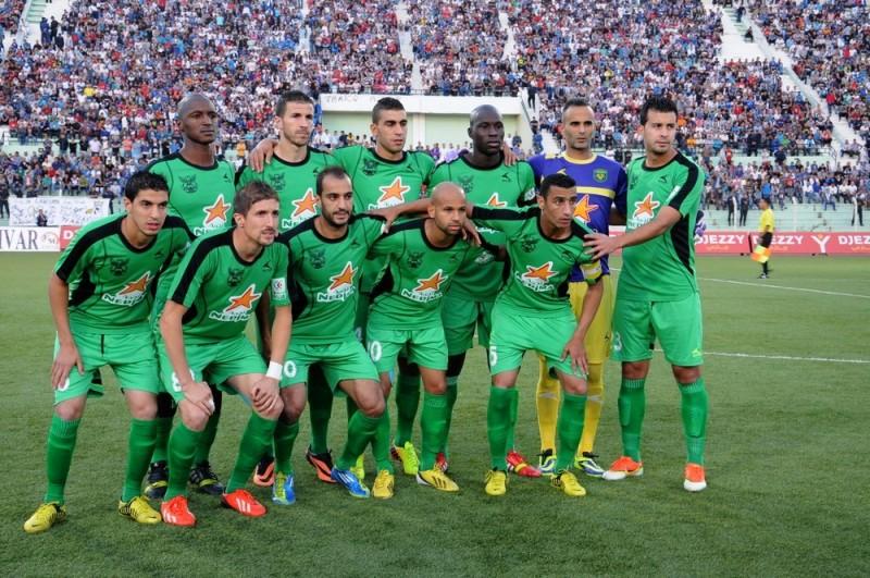 شباب قسنطينة بطلاً للدوري الجزائري للمرة الثانية في تاريخه