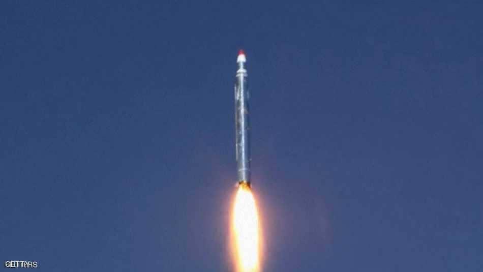 الدفاع الجوي السعودي يرصد صاروخاً باليستيا أطلقه الحوثيون