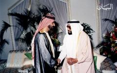 الصورة: الشيخ زايد بن سلطان.. الشخصية الإسلامية في العام 1999