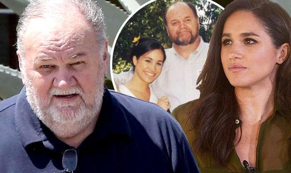 والد ميغان ماركل لن يحضر حفل زفافها على الأمير هاري