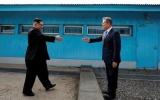 الصورة: بيونغ يانغ تقترح محادثات بين الكوريتين غدا