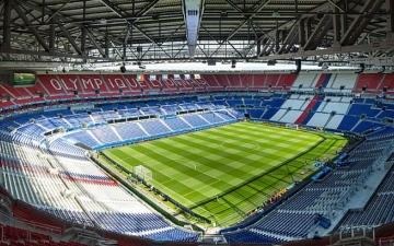 الصورة: نهائي الدوري الأوروبي بنكهة فرنسية