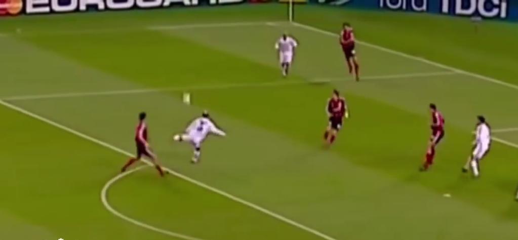 بالفيديو.. أجمل هدف على الإطلاق في نهائي دوري الأبطال الأوروبي