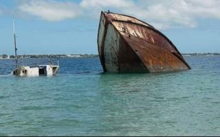 الصورة: مقتل 19 إثر انقلاب قارب بجنوب الهند