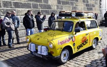 الصورة: «ترابانت» أيقونة ألمانيا الشرقية  تعود إلى الحياة