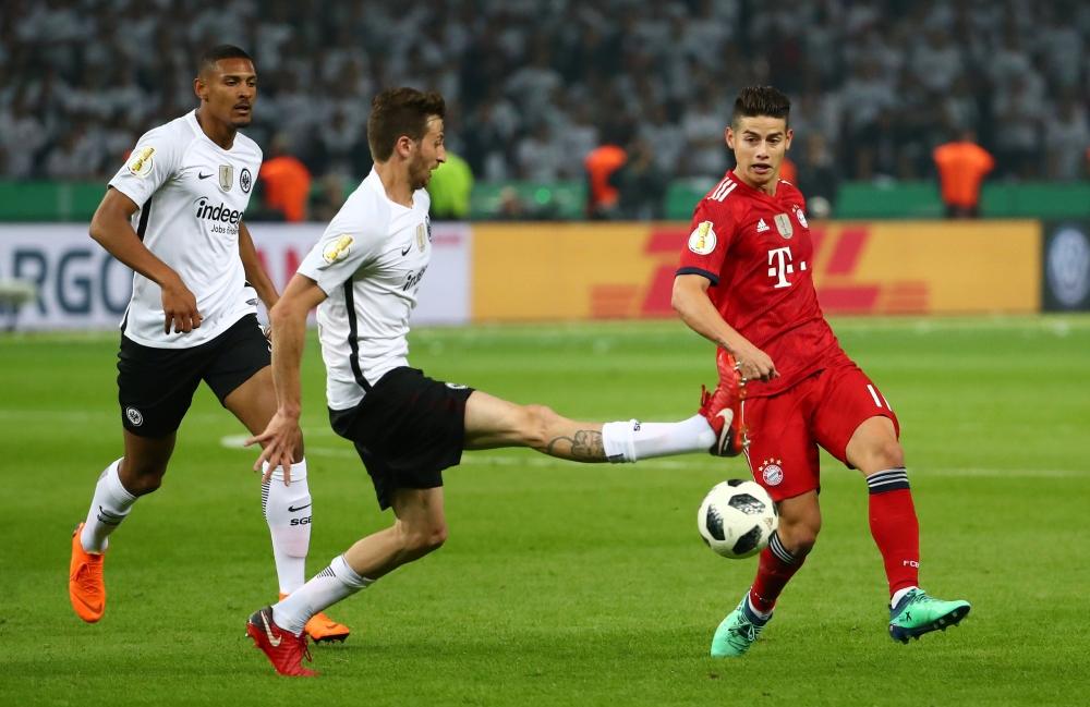 فرانكفورت يتوّج بلقب كأس ألمانيا