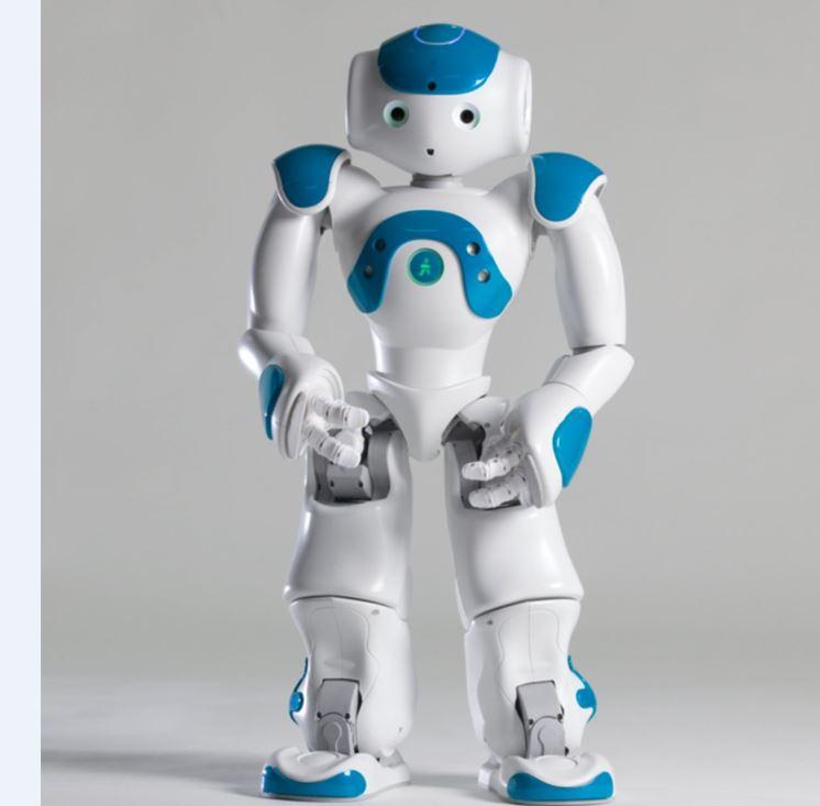 روبوت يعبر عن مشاعره بالقشعريرة  Image