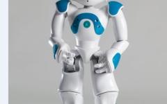 الصورة: روبوت يعبر عن مشاعره بالقشعريرة