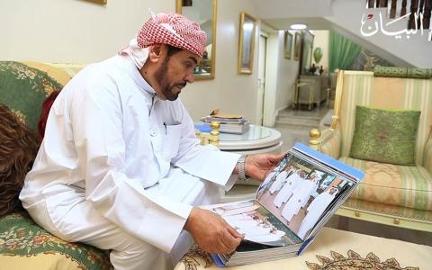 """الصورة: """"مصور الشيخ زايد"""" رحلة بالصوت والصورة مع القائد المؤسس"""