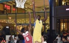 الصورة: 61 فريقاً تشارك في بطولة السلة