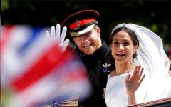 الصورة: حكايا خلف لقطات الزفاف الملكي