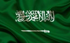 الصورة: السعودية تعترض صاروخاً بالستياً أطلقته ميليشيا الحوثي