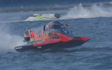 الصورة: أبوظبي 6 بطل جولة بورتيماو للفورمولا 1