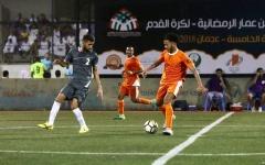 الصورة: 5 انتصارات وتعادلان في بطولة  حميد بن عمار
