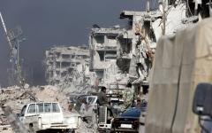 الصورة: إيران ترفض الخروج من سوريا