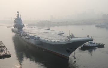 الصورة: بكين تنفي عسكرة بحر الصين الجنوبي