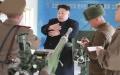 الصورة: صحافيون يغطون تفكيك موقع النووية في كوريا الشمالية