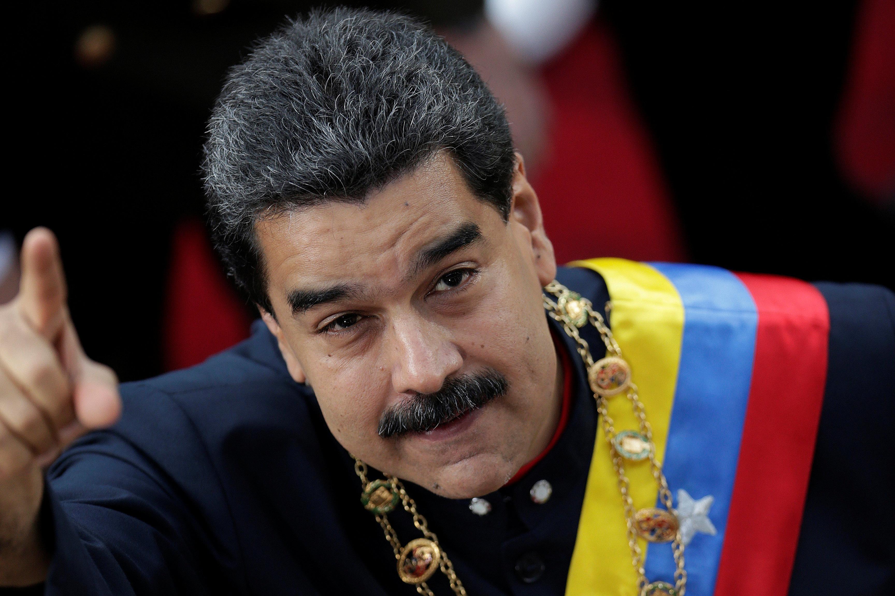 فنزويلا تطرد القائم بالأعمال الأميركي بتهمة التآمر