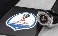 الصورة: ساعة ذكية لحكام مونديال روسيا