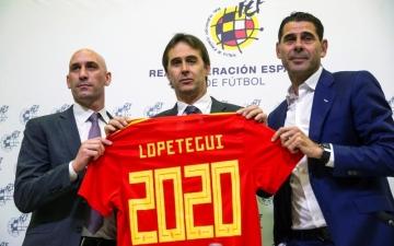 الصورة: الاتحاد الإسباني يكافئ لوبيتيغي بعقد حتى 2020