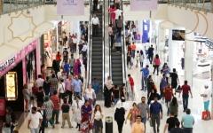 الصورة: دبي  أفضل مدينة للتسوق في العالم