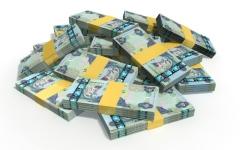 الصورة: ودائع البنوك تفيض على القروض بـ53.5 ملياراً في أبريل