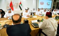 الصورة: عبدالله بن زايد: علاقات الإمارات والمغرب في أجمل صورها اليوم