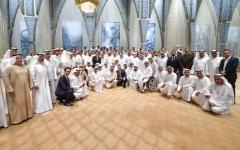 الصورة: محمد بن راشد: الإمارات ستظل منارة للأمـل والإعلام شريك مسيرتنا نحو المستقبل