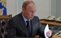 الصورة: تقارير أميركية: سلاح بوتين الذي «لا يقهر» في موقف محرج