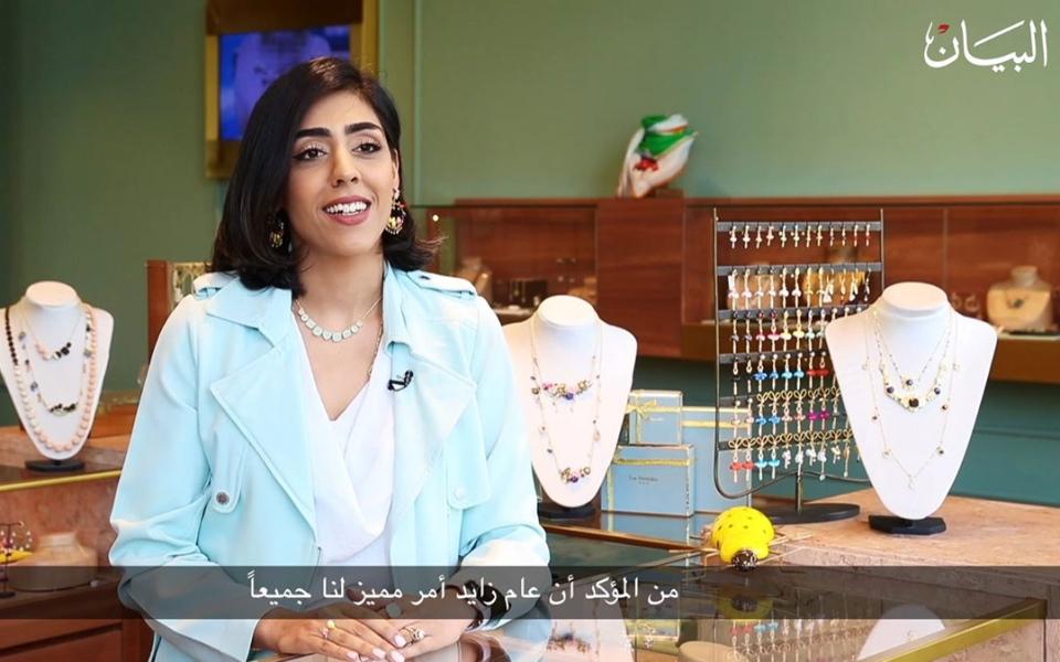 الصورة: ريا أس: دبي مولدي وموطني وحاضنة إبداعي منذ 40 عاماً