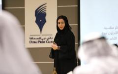 الصورة: «دبي للصحافة» ينظم ورشتي «الإنفوغراف» و«مونتاج الأفلام»