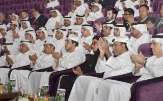 منصور بن زايد يشهد افتتاح «رمضانية زايد الريـاضية»