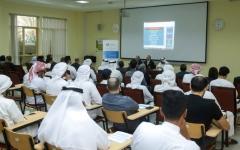 الصورة: ندوة «عقود الوسطاء» في جامعة عجمان