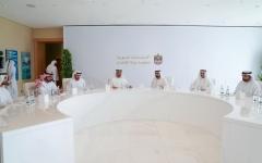 الصورة: مسؤولون حكوميون: الإمارات تتقدم بثبــات نحو الصدارة العالمية في التنافسية