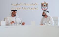 الصورة: رجال أعمال ومحللون: خوض المنافسة العالمية غريزة متأصلة في الإمارات
