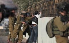 الصورة: قوات الاحتلال تعتقل 8 فلسطينين في الضفة وغزة