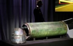 الصورة: محققون: الصاروخ الذي أسقط الرحلة الماليزية يخص القوات الروسية