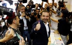 الصورة: الحريري يحصد أغلبية أصوات البرلمان لتشكيل الحكومة اللبنانية