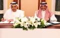 الصورة: الإمارات والسعودية توقعان  اتفاقية لتجنب الازدواج الضريبي